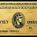 アメリカンエクスプレスゴールド・クレジットカード