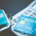 クレジットカード 財布 電卓