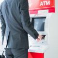 ATM キャッシング