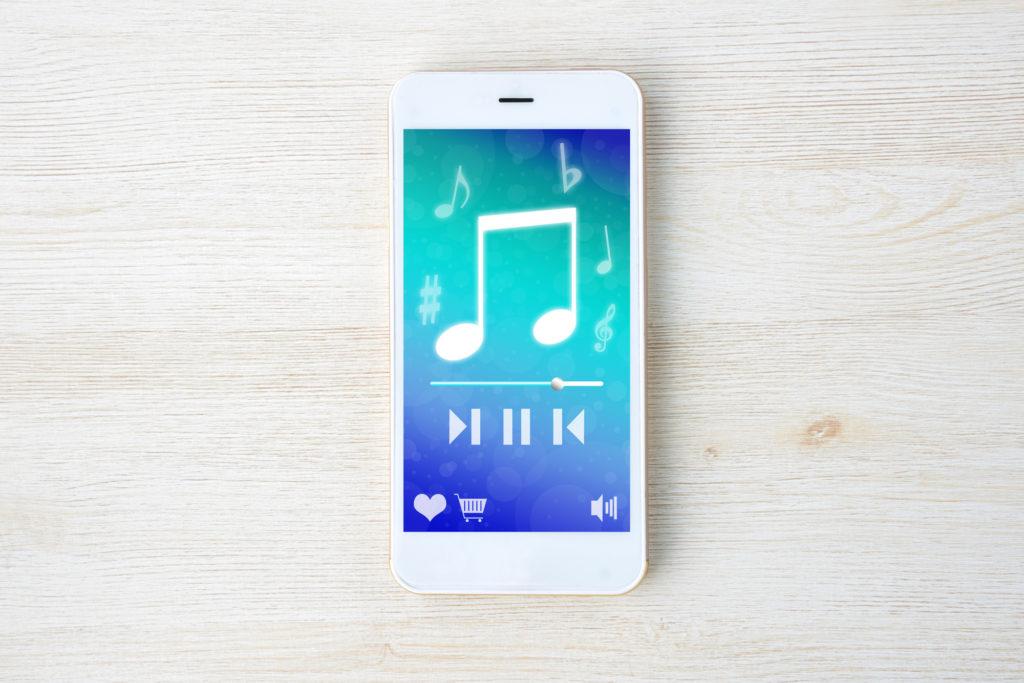 スマホ 音楽 アプリ