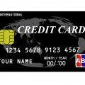 クレジットカード・ブラック